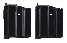 2 Ruger Mini 14 Magazines 223 10rd PRO MAG. NEW. Lifetime Warranty. USA