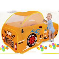 Car Model Play Game House Children Tent Large Play Tents for Kids Gift Indoor