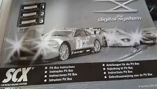 Scx digital pitbox pit box system instruction manual