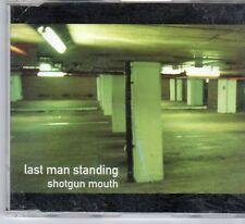 (DY260) Last Man Standing, Shotgun Mouth - 2000 CD
