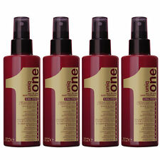 4x Revlon Uniq 1 - 150ml All in One Hair Treatment -  4 Pack