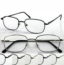 L51 Superb Quality Reading glasses/Spring Hinges/Large Frame *****