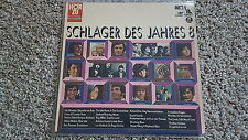 Schlager des Jahres 8 Vinyl LP [The Lords/Shocking Blue/Christian Anders]