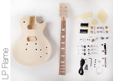 NEW DIY Electric Guitar Kit LP Style Build Your Own Guitar Kit