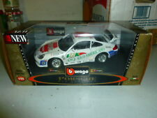 die cast 1/24 porsche gt3 cup 1997   Bburago  NEW WITH BOX rare!