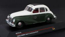 IST Models IST016, 1952 EMW 340-2 Deutsche Volkspolizei, 1:43, nagelneu und OVP