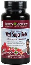 Vital Super Reds Vegetable Capsules, Vitamin Supplements Health Nutrition NIB