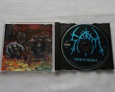 SEIRIM Empire of the dead GERMANY CD CUDGEL CUD 003 (1999) Black metal NMINT