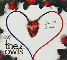 The Owls - Swamp Love EP [New CD]