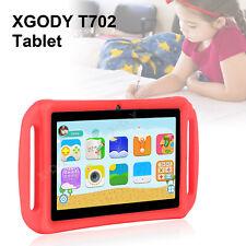 "XGODY 7"" Kids Android 8.1 Tablet PC 16GB Quad Core Dual Camera HD WIFI Bundled"