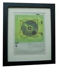 IN ORDER TO DANCE+Techno+ORIGINAL+POSTER+AD+QUALITY FRAMED+1994+FAST GLOBAL SHIP
