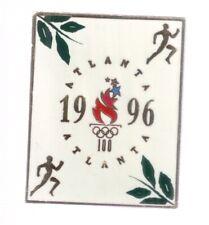 1996 Atlanta Olympic Pin Logo Track Athletics
