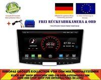 "10.1"" GPS NAVI ANDROID 8.1 DAB BT WIFI CARPLAY VW PASSAT CC B7 2012-15 K5386"