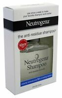 Neutrogena Shampoo Anti- Residue 6 Ounce (177ml) (6 Pack)