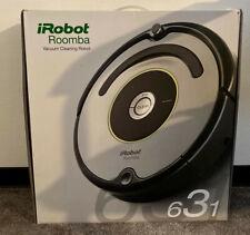 iRobot Roomba 631 - Grau/Schwarz - Roboter- Staubsauger Neu