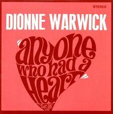 DIONNE WARWICK - Anyone Who Had A Heart - CD