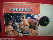 RODGERS & HAMMERSTEINS Carousel OST LP 1958 UK EX+