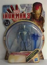Marvel Ironman 3 action figure Cold Snap