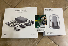 DJI Mavic Mini Fly More combo - DJI charging stand - 128gb SD card