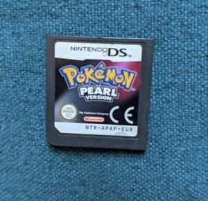 Pokémon Pearl (Nintendo DS, 2007)