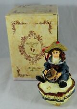 Boyds Dollstone Collection YESTERDAYS' CHILD Betsy...The Patriot Ornament 1995