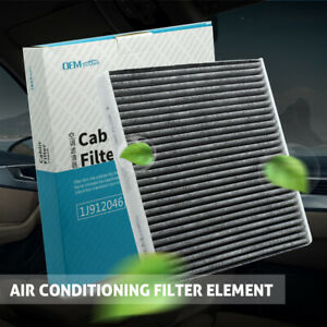 Air Filter 5Q0819653 For Audi A3 TT VW Golf Passat Activated Carbon Pollen Cabin