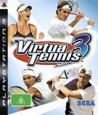 Virtua Tennis 3 PS3 Game USED