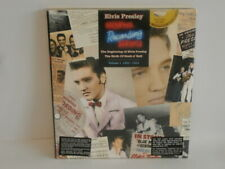 "Rare ELVIS PRESLEY memphis recording service 2005 DVD-A + 7"" + Book NEW SEALED"