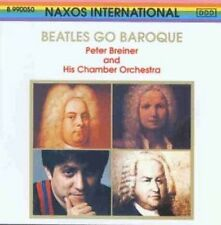 Beatles GO Baroque (1992, by Peter Breiner & his Chamber orch).