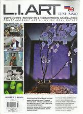 L. I. ART   LUXE IMMO  MAGAZINE,  WINTER, 2013 / 2014 (CONTEMPORARY ART & LUXURY