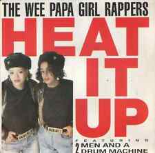 Wee papa girl rappers-heat it up.7""