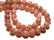 40pc Jaspe Rouge Boules 2mm 8741140007765 Perles de Pierre