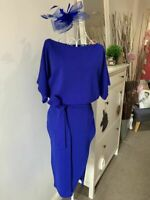 Designer Kimono Wrap Midi Dress Ladies Dresses Summer Clothing Uk Made Free P&P