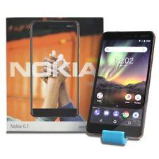 Téléphones mobiles Nokia 6 en double SIM wi-fi