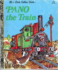 Pano the Train - Little Golden Book