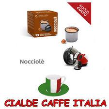 96 Cialde Capsule Caffè alla Nocciola Compatibili Nescafe Dolce Gusto