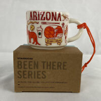 Starbucks Coffee Been There Series ARIZONA Mug 2oz NEW in Box