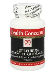 Health Concerns - Bupleurum Entangled Qi Formula - 90 ct