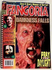 """FANGORIA"" Magazine Issue #220 (Mar, 2003) DARKNESS FALLS, MAY, BLOODY MALLORY"