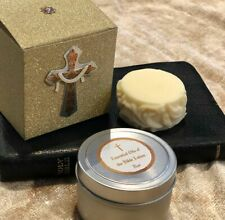 Essential Oils of the Bible Solid Lotion Bar - Patent Pending