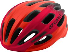 Giro Isode Road Cycling Helmet - Red