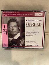 Giuseppe Verdi: Otello (CD, RCA)