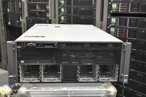 DELL R910 16SFF model 4x Intel X7550 2.0Ghz 8-Core XEON 256GB RAM H700 Raid 4xPS