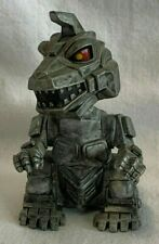 "Godzilla Origins Mini-Bobbler MechaGodzilla bobble-head 2003 Toy Vault 3.25"" !"