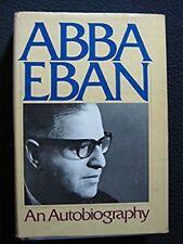 Abba Eban: An Autobiography [Jan 01, 1977] Eban, Abba Solomon