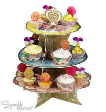 3 Tier Round Cake Stand-Vintage/Shabby Chic-FULL TRULY SCRUMPTIOUS RANGE IN SHOP
