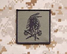 NSWDG Red Squadron Team Patch OD Version AOR2 DEVGRU ST6 Red Team Bin Laden Raid