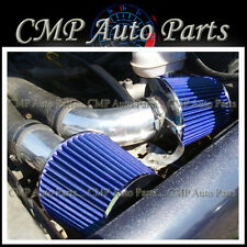1988-1995 FORD BRONCO 5.0 5.0L 5.8 5.8L XL XLT 2-DR AIR INTAKE KIT SYSTEMS BLUE
