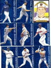 Pacific Momentos Memorables Milestones 1996 10 Card Set