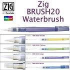 Kuretake Zig BrusH20 H2O Eau Pinceau Stylo Aquarelle Gansai Tambi